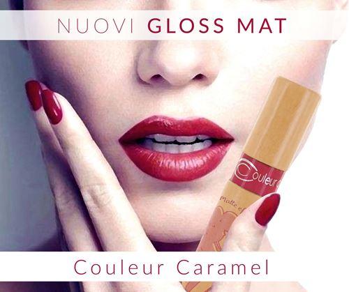 Gloss Effetto Mat Couleur Caramel
