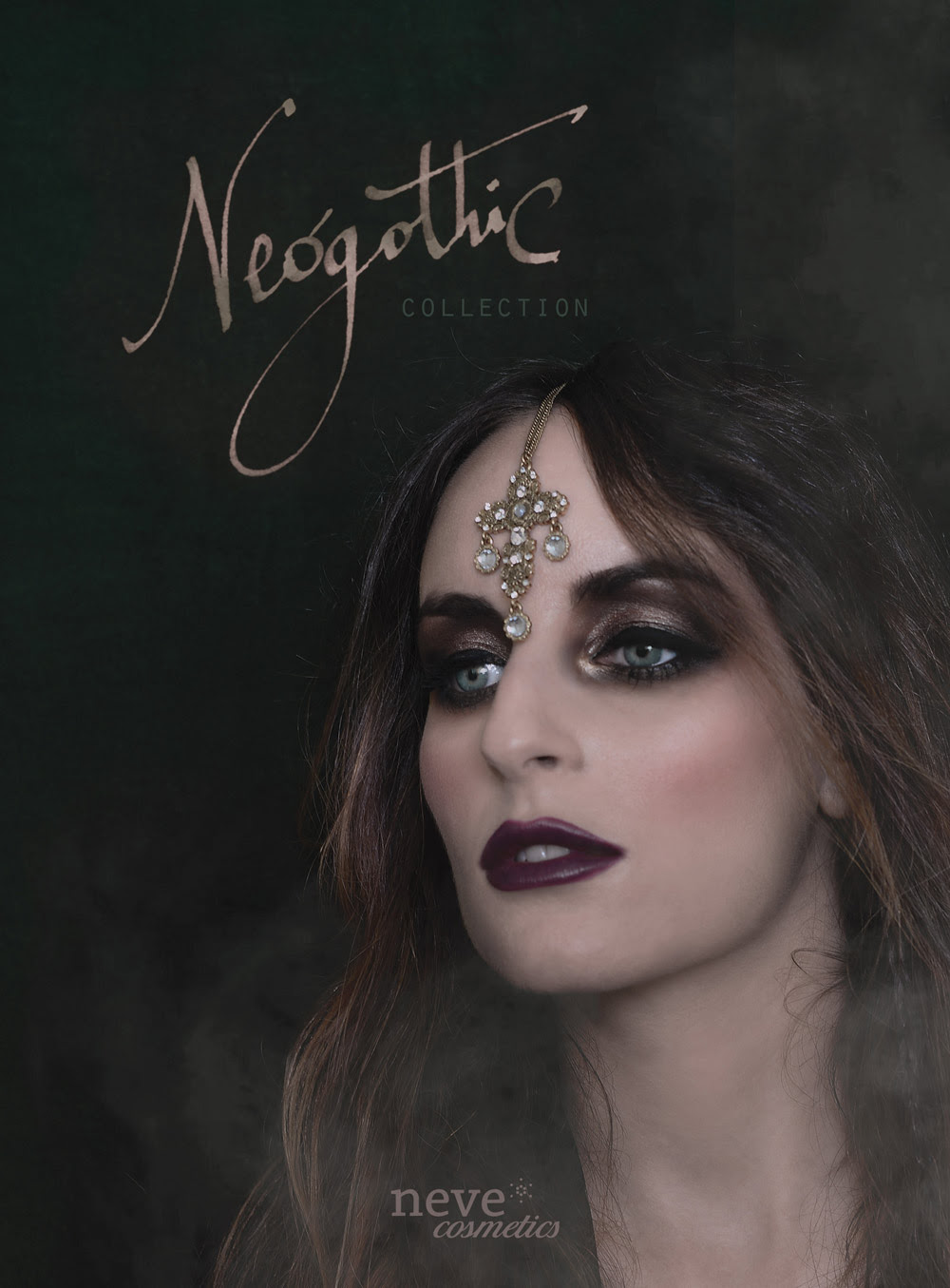 Neogothic Collection Neve Cosmetics